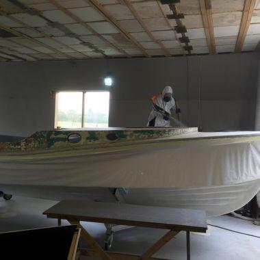 Laevade katmine polükarbamiidiga. Purest.ee